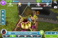The Sims FreePlay - Bestia