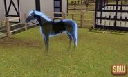 Horse ghost in The Sims 3