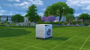 Pralka w The Sims 4