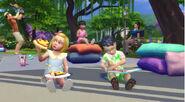 The Sims 4 Małe dzieci 2