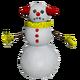 Snowman Clown