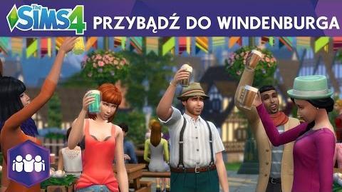 The Sims 4 Spotkajmy się Przybądź do Windenburga!