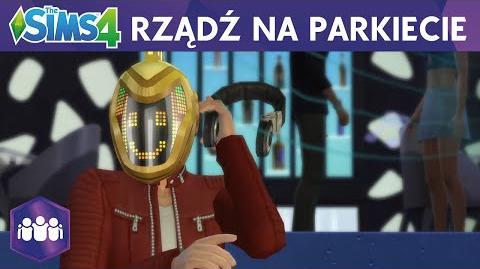 Oficjalny zwiastun The Sims 4 Spotkajmy się Rządź na parkiecie