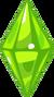 The Sims Social Plumbob