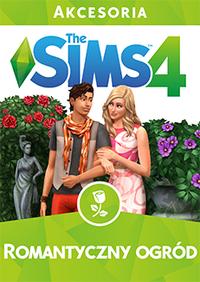 The Sims 4 Romantyczny Ogrod okladka