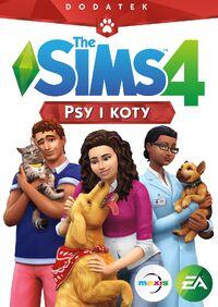 The Sims 4 Psy i koty - okładka