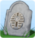 Klatwa mumii nagrobek