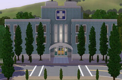 County Care General Hospital