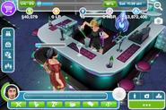 The Sims FreePlay - Club