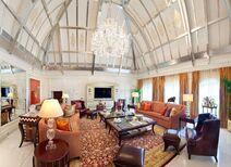 Taj Mumbai Living obama suite
