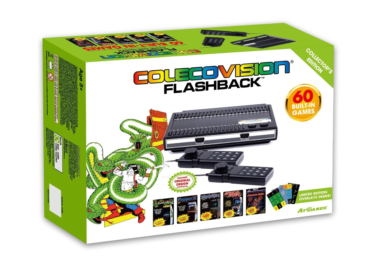 ColecoVision Flashback | Plug & Play TV Games Wiki | FANDOM
