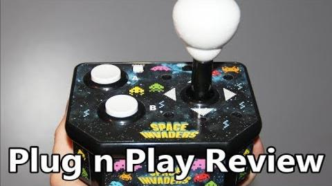 Space Invaders Plug n Play (MSI 2016) System Review - The No Swear Gamer Ep 363