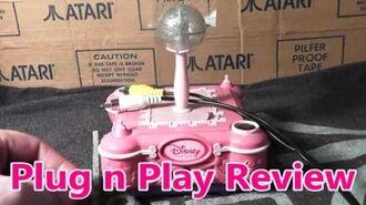 Disney Princess Plug n Play Review - The No Swear Gamer Ep 289-0