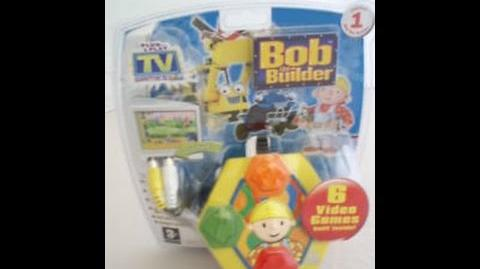 Plug n Play Games- Bob the Builder- Project- Build It!