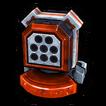 Missile streak B icon