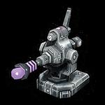 Laser basic A icon