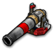 Cannon flame B icon