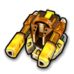 Blaster shock B icon
