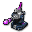 Laser spark C icon