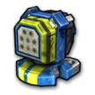 Missile spark B icon