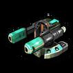 Blaster sharp B icon