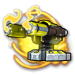 Blaster legendwave icon