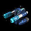 Blaster sleek A icon