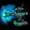 Laser legendblocks icon