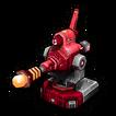 Laser dash B icon