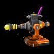Laser dash C icon