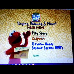 Elmo S World Singing Drawing And More Gallery Plush