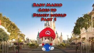 CMB Special Baby Mario goes to Disney World part 1!