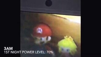 SMS UK Movie The Toad Bros' Five Nights at Mario's Burgers and Fries Night 1 6