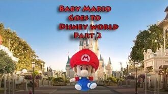 CMB Special Baby Mario goes to Disney World part 2!