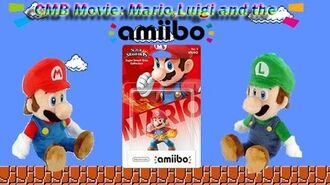 CMB Movie Mario,Luigi and the Amiibo