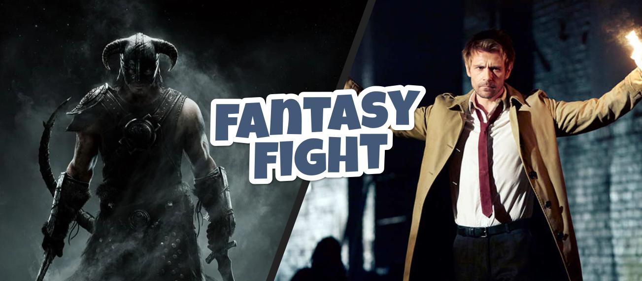 Fantasy Fight promo
