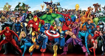 Marvel Wiki-Slider