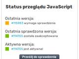 Proces przeglądu kodu JavaScript