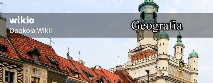 Dookoła Wikii Geografia