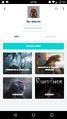 Android FANDOM app - fandom screen.png