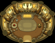 Team Base 5 interior