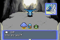 Latios in the end of the journey