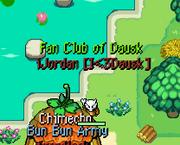 Fan club of dausk