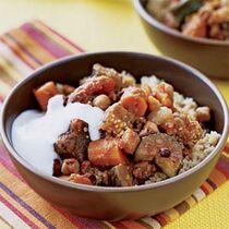 Morrocan veggie stew