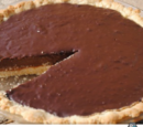 Coach Mariane's Chocolate Peanut Butter Pie