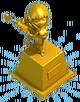 Decorations Hero Gold