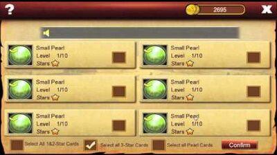 Pocket Knights Opening 23 Gold Treasure Chests