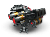 Heavy Capital Blaster