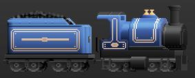 Bluebell steamer