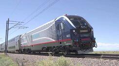 Amtrak Siemens SC-44 Charger